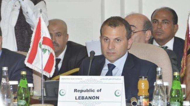 381998_Lebanon-Bassil-Israel
