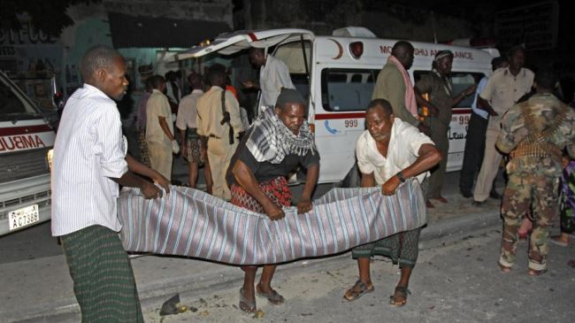 Photo of Car bomb blast in Somalia kills 11, injures 10