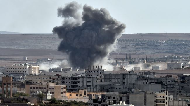 Photo of Fighting resumes between Kurdish fighters and ISIL terrorists in Kobani
