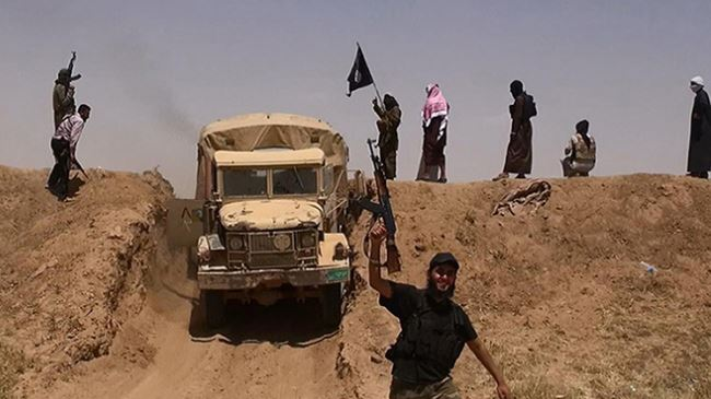 Photo of ISIL launches gas attack in west Iraq