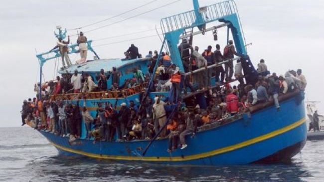 Photo of UK will not support rescue of Mediterranean migrants