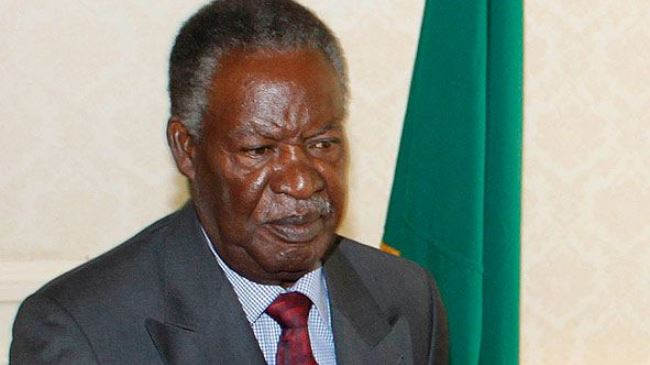 Photo of Zambian president Sata dies in London