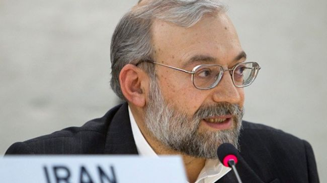 384281_Larijani-Iran-Rights