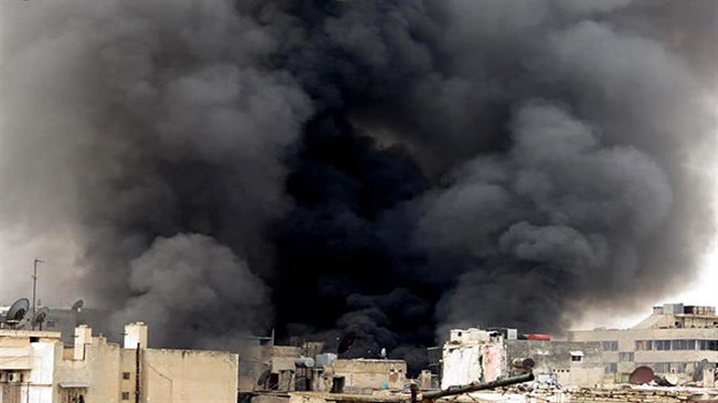 ISIL launches gas attack in Iraq's Anbar