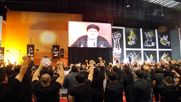 Photo of Sayyed Nasrallah: Ashoura Threats Can't Stand between Us and Imam Hussein