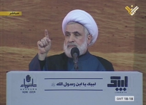 Photo of Sheikh Qassem: We Reject Sedition Represented by Takfiris