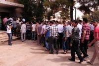 Photo of 113 more wanted people surrender to Syrian authorities