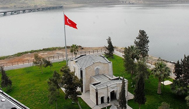 ISIL advancing on Suleyman Shah's Tomb