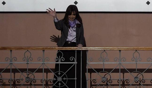 US could kill me: Argentina's President Kirchner