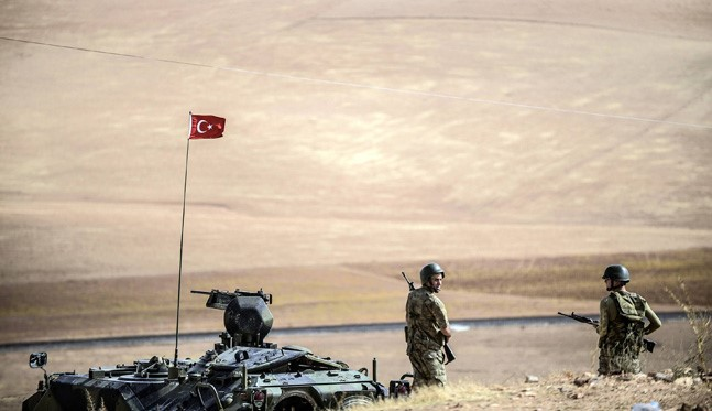 Syria and Iraq Warns Turkey over Military Action