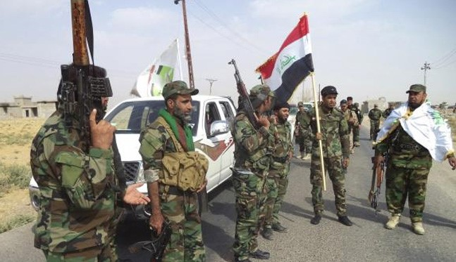 Sunnis and Shi'ite in Iraq Recaptures Town of Dhuluiya