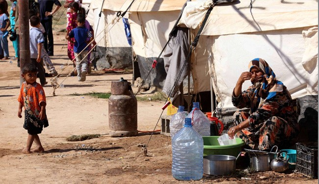 Iraqi Internal Displaced Reach Beyond 1,753,302