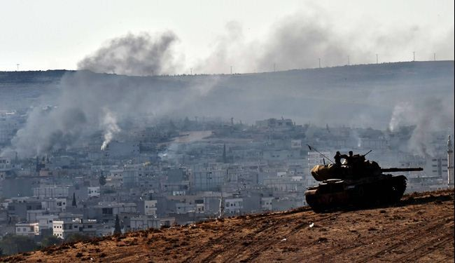 Kobani Commander Warn over Massacre in the Town