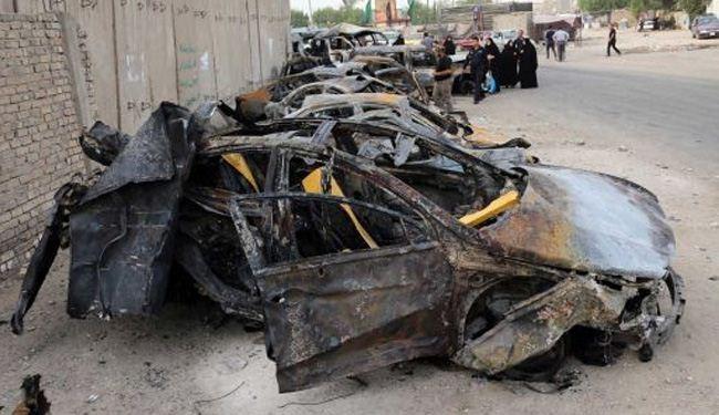 Triple Suicide Bombing killed 26 Kurdish Security Forces