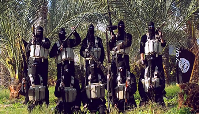 where are ISIL terrorists chemical weapons made in?