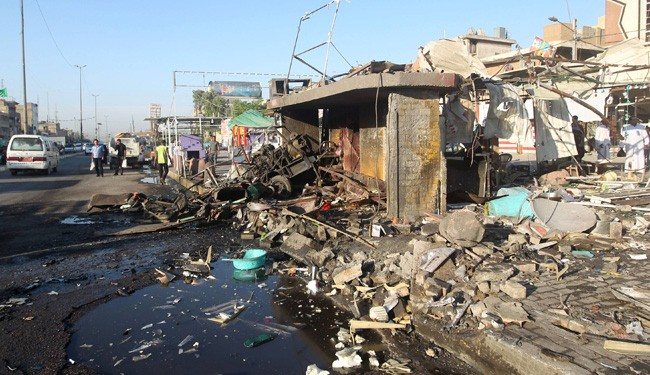 Iraqi Lawmaker and 23 others Killed in Baghdad Blast