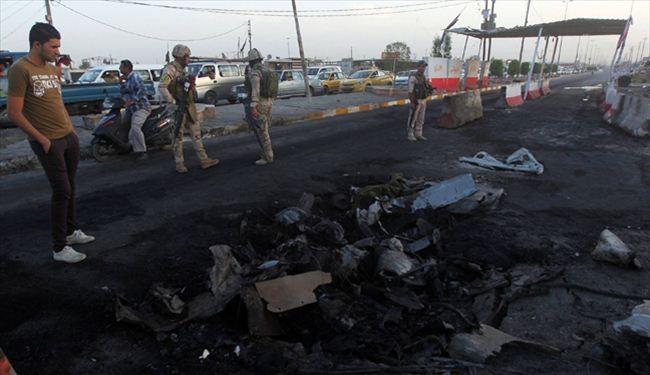 Three Baghdad Car Bombs Kill at least 20: Police
