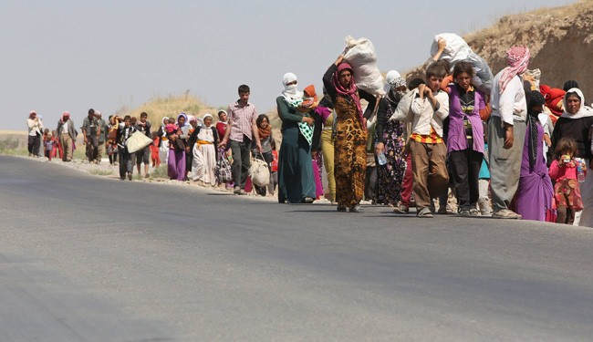 UN: Assault on Yazidis may be Genocide Attempt