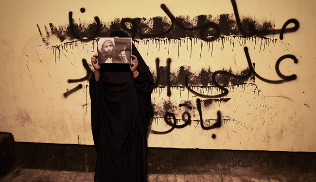 Protests Resume in Saudi against Sheikh Nimr's Verdict