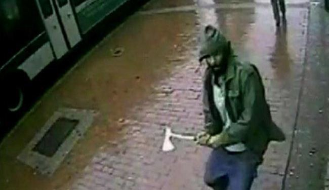 Hatchet-Wielding Attackers Shot Dead by NY Police