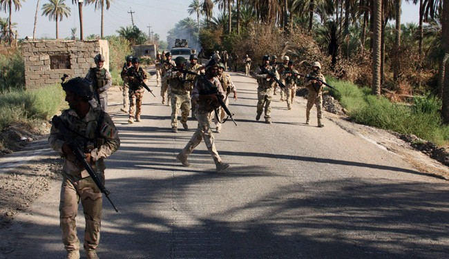 Iraq Army Recaptured Jurf Al-Sakhr