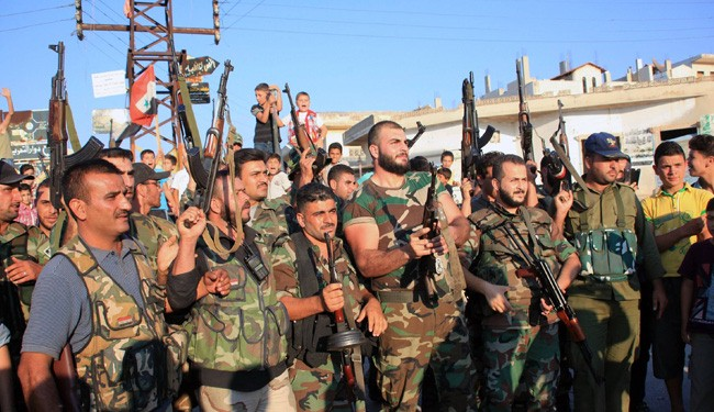 Syrian Army Regained Control of Morek