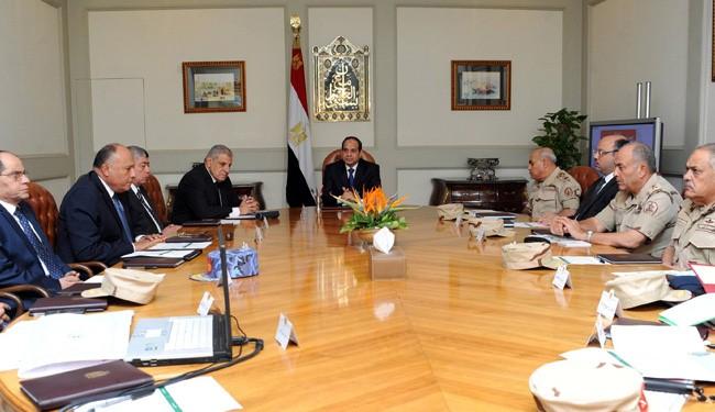 Attacks in Egypt's Sinai Kill 33 Officer