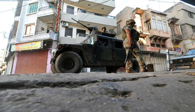 Fighting in Tripoli Rages after Terror Cell Targeted