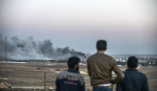 Kurds Regain Key Hill in Kobane from ISIS