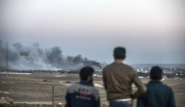 Kurds Regain Key Hill in Kobane from ISIS