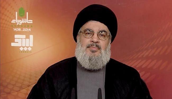Sayyed Nasrallah: Saudi Arabia is responsible for spreading the takfiris