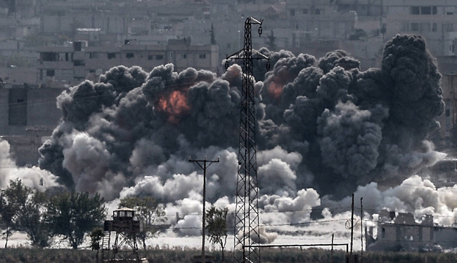 Photo of Iraqi Air Force Hit 2 ISIS hideouts