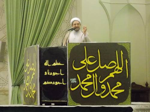 Photo of Unity can be fulfilled by returning to Divine Velayat