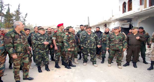 Photo of Defense minister: Syria bent on uprooting terrorism
