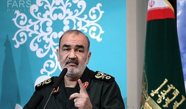 Photo of IRGC Commander: Iran's Strategic Borders Stretched to Eastern Mediterranean, North Africa