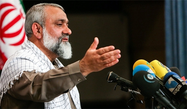 Photo of Basij Commander Calls for Stopping Iran's Oil Exports