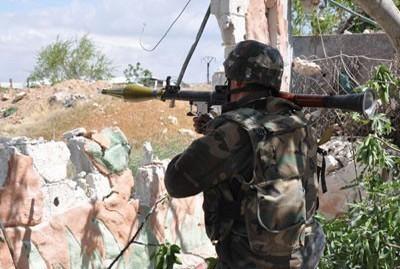 Photo of Syrian Army Ambushes, Kills Scores of Terrorists on Qalamon's Barrens