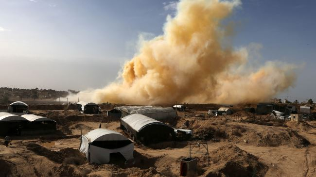 Photo of Egypt, Israel agree to set up Gaza buffer zone