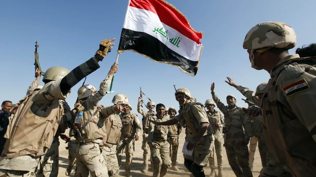 Photo of Iraq army intensifies operations in Anbar province