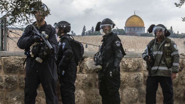 Photo of Rabid Dog israel continues to impose restrictions on Aqsa Mosque