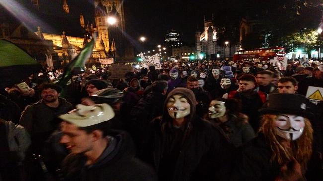 Photo of Londoners to hold anti-austerity protest rally