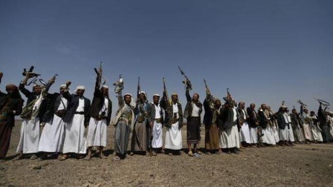 384896_Yemen- Houtis-protests