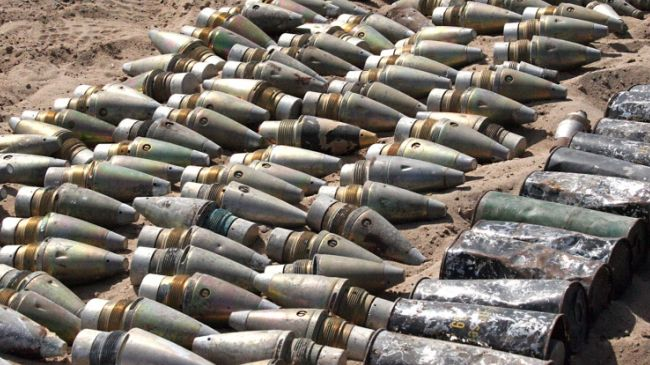 Photo of 600 US troops claim chemical weapons exposure in Iraq: Report