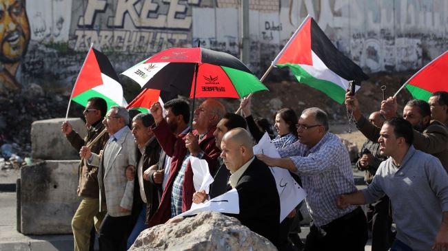 385125_Palestine-Qalandia-Protest