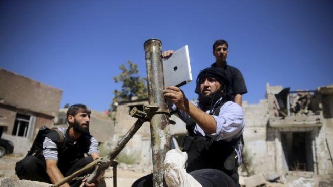 387042_Syria-Militant-Shell