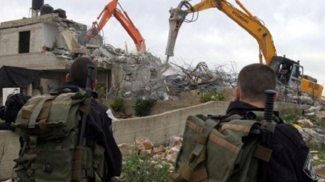387081_Palestinian-homes-demolished