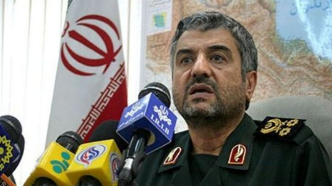 Photo of Entire Israel in reach of resistance missiles: IRGC cmdr.