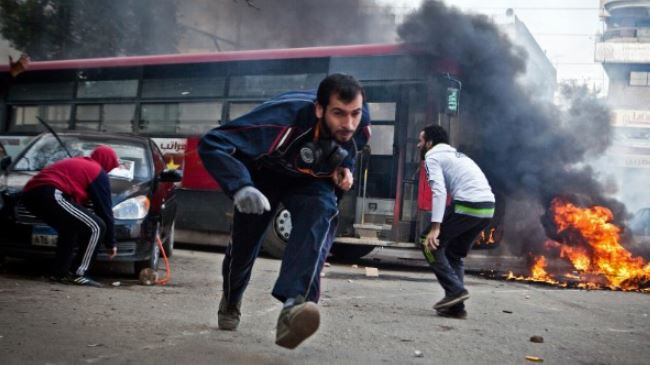 Photo of Zionist servant Egyptian regime warns of deadly force against protesters
