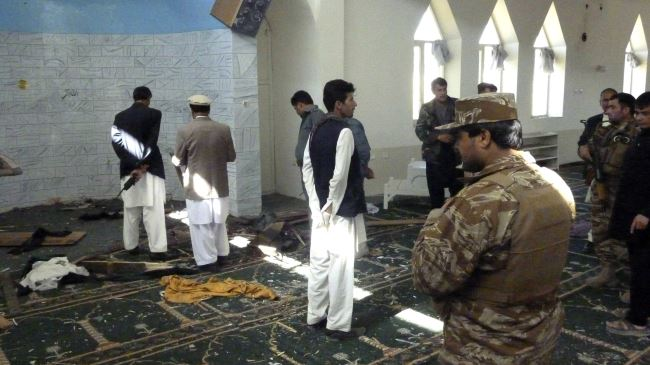 Photo of Dozens wounded in mosque blast in eastern Afghanistan