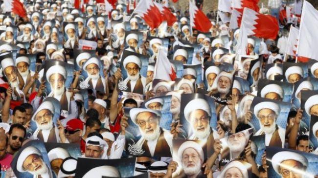 Photo of Bahrainis support revolution :Former Bahrain MP